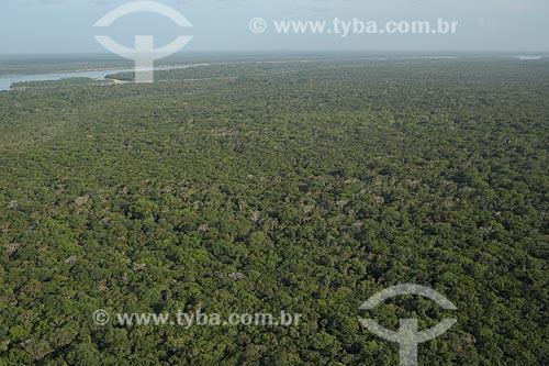 Assunto: Vista do Parque Nacional Serra da Mocidade / Local: Caracaraí - Roraima (RR) - Brasil / Data: 03/2012