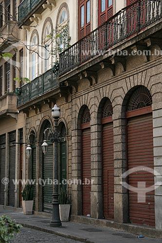 Assunto: Rua do Mercado no centro da cidade / Local: Rio de Janeiro - Rio de Janeiro (RJ) - Brasil / Data: 09/2012