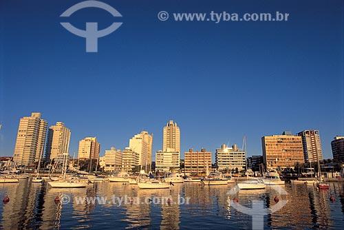 Assunto: Cidade de Punta del Este / Local: Punta del Este - Departamento de Maldonado - Uruguai - América do Sul / Data: 2002