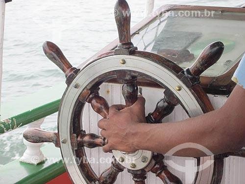 Assunto: Roda do Leme ou Timão  / Local: Maraú - Bahia (BA) - Brasil / Data: 10/2011