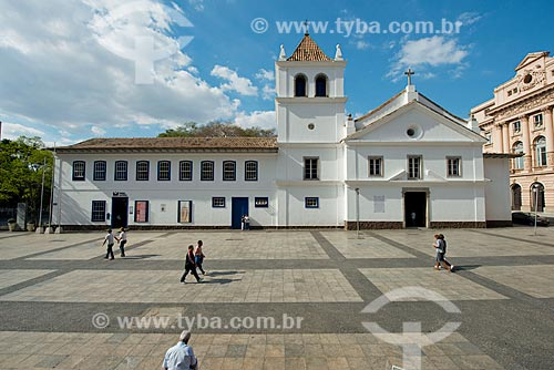 Assunto: Museu Padre Anchieta no Pateo do Collegio / Local: São Paulo (SP) - Brasil / Data: 06/2012