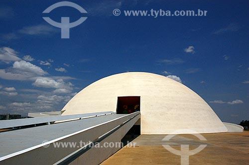 Assunto: Museu Nacional Honestino Guimarães (2006) / Local: Brasília - Distrito Federal (DF) - Brasil  / Data: 10/2006