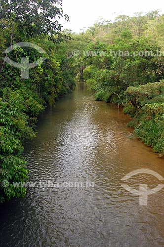 Assunto: Rio Maranhão - Entre o Distrito Federal e Goiás / Local: Brasília - Distrito Federal (DF) - Brasil / Data: 10/2006