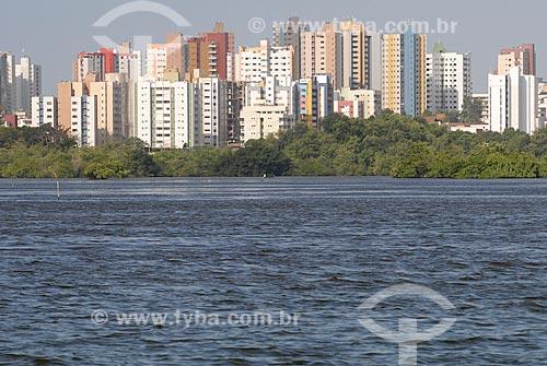 Assunto: Lagoa da Jansen com a cidade de São Luis ao fundo / Local: São Luis - Maranhão (MA) - Brasil / Data: 09/2010