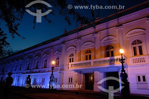 Assunto: Palácio dos Leões (1766) - Sede do Governo do Estado do Maranhão / Local: São Luis - Maranhão (MA) - Brasil / Data: 09/2010