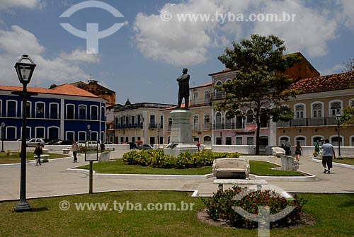 Assunto: Praça Benedito Leite / Local: São Luis - Maranhão (MA) - Brasil / Data: 09/2010
