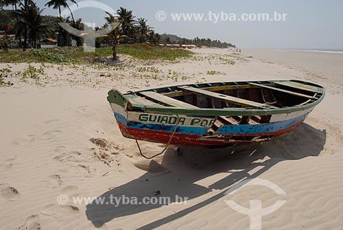Assunto: Praia do Calhau / Local: São Luis - Maranhão (MA) - Brasil / Data: 09/2010