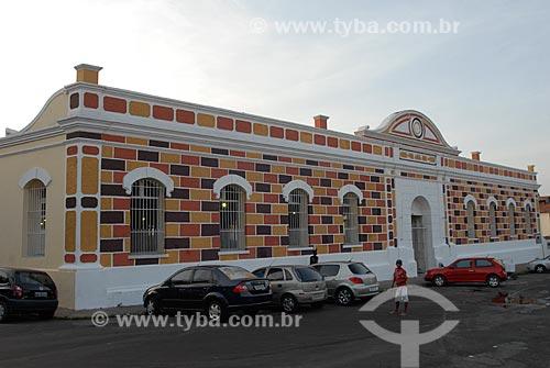 Assunto: Antiga fábrica têxtil Companhia de Fiação e Tecidos de Cânhamo (1891), atual Centro de Comercialização de Produtos Artesanais do Maranhão (Ceprama) / Local: São Luis - Maranhão (MA) - Brasil / Data: 09/2010