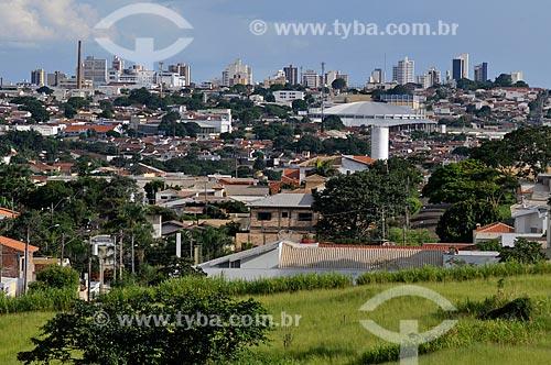 Assunto: Vista da Cidade de Marília / Local: Marília - São Paulo (SP) - Brasil / Data: 01/2012
