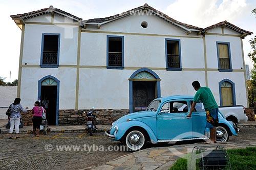 Assunto: Igreja Nossa Senhora do Carmo e Museu de Arte Sacra (1750) / Local: Pirenópolis - Goiás (GO) - Brasil / Data: 05/2012