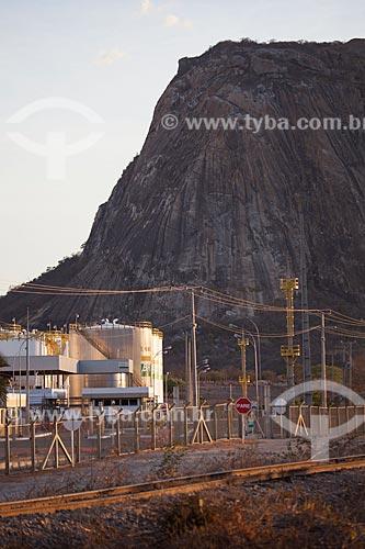 Assunto: Unidade de produção de biodiesel da PETROBRAS / Local: Juatama - Quixadá - Ceará (CE) - Brasil / Data: 11/2012