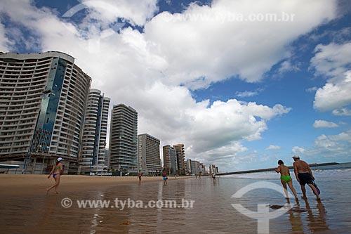 Assunto: Praia do Meireles / Local: Fortaleza - Ceará (CE) - Brasil / Data: 11/2012