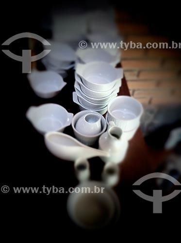 Assunto: Utensílios de cozinha - foto feita com IPhone / Local: Mairiporã - São Paulo (SP) - Brasil / Data: 09/2012