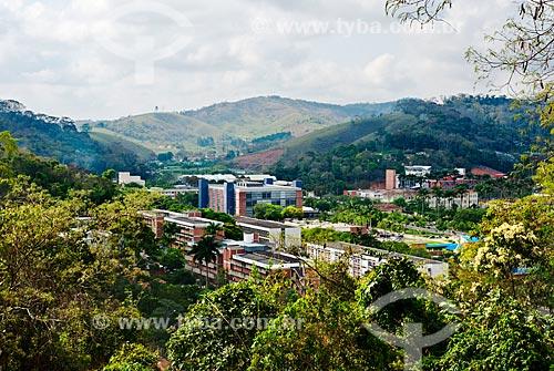 Assunto: Campus da Universidade Federal de Viçosa (UFV) / Local: Viçosa - Minas Gerais (MG) - Brasil / Data: 10/2010