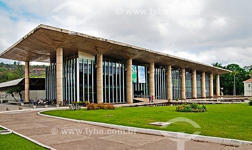 Assunto: Universidade Federal de Viçosa (UFV) - Prédio do Centro de Vivência / Local: Viçosa - Minas Gerais (MG) - Brasil / Data: 10/2010