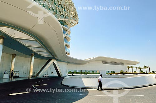 Assunto: Autódromo de Fórmula 1 / Local: Abu Dhabi - Emirados Árabes Unidos - Ásia / Data: 03/2012