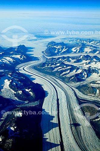 Assunto: Geleiras na região sul da Groenlândia / Local: Groenlândia - America do Norte / Data: 07/2010