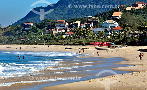 Assunto: Casas na Praia de Camboinhas / Local: Itaipú - Niterói - Rio de Janeiro (RJ) - Brasil / Data: 07/2012