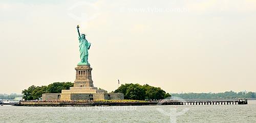 Assunto: Estátua da Liberdade (1886) / Local: Nova Iorque - Estados Unidos da América - EUA / Data: 08/2010