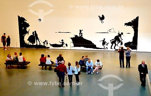 Assunto: Interior do Museu de Arte Moderna de Nova Iorque / Local: Manhattan - Nova Iorque - Estados Unidos - América do Norte / Data: 09/2010