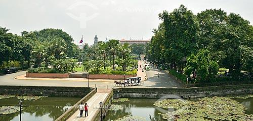Assunto: Forte Santiago (1593) / Local: Manila - Filipinas - Ásia / Data: 09/2010