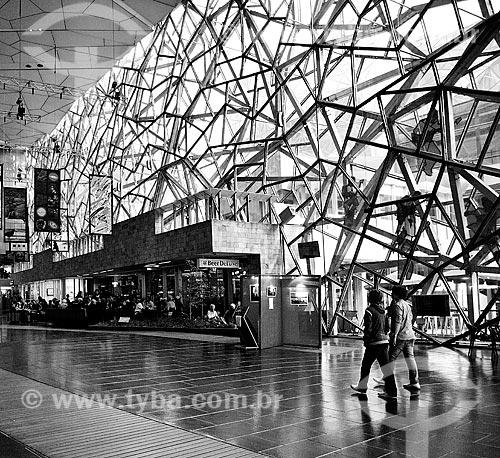 Assunto: Interior do Centro Australiano para a Imagem em Movimento / Local: Melbourne - Austrália - Oceania / Data: 10/2010