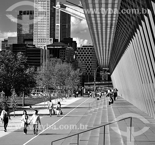 Assunto: Centro de Convenções e Exibição de Melbourne (1996) / Local: Melbourne - Austrália - Oceania / Data: 10/2010