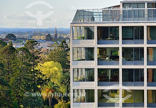 Assunto: Edifício próximo ao Jardim Fitzroy / Local: Melbourne - Austrália - Oceania / Data: 10/2010