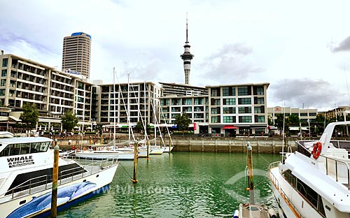 Assunto: Princes Wharf (Cais da Princesa) / Local: Auckland - Nova Zelândia - Oceania / Data: 01/2011
