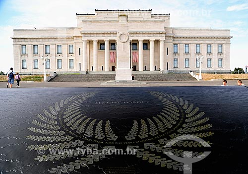 Assunto: Museu Memorial da Guerra de Auckland / Local: Auckland - Nova Zelândia - Oceania / Data: 01/2011