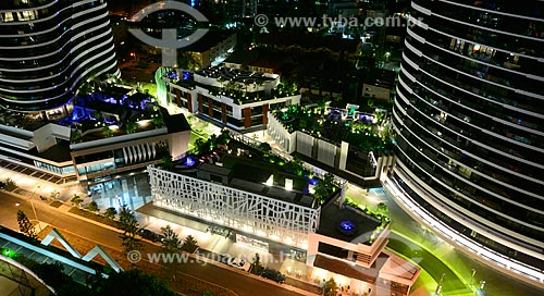 Assunto: The Oracle - complexo com duas torres de luxuosos apartamentos / Local: Broadbeach - Queensland - Austrália - Oceania / Data: 01/2011