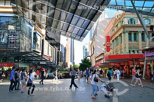 Assunto: Centro de Brisbane / Local: Brisbane - Queensland - Austrália - Oceania / Data: 01/2011
