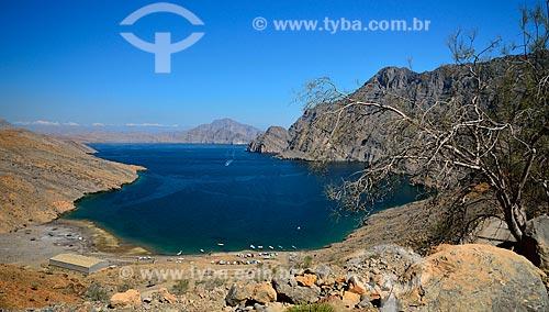 Assunto: Khor Najd - importante ponto turístico de Omã / Local: Musandam - Omã - Ásia / Data: 02/2011