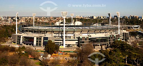Assunto: Estádio de Cricket - Melbourne Cricket Ground / Local: Melbourne - Austrália - Oceania / Data: 07/2011