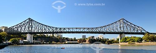 Assunto: Story Bridge (Ponte História) - 1940 / Local: Brisbane - Queensland - Austrália - Oceania / Data: 07/2011