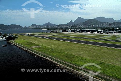 Assunto: Aeroporto Santos Dumont / Local: Rio de Janeiro (RJ) - Brasil / Data: 12/2012