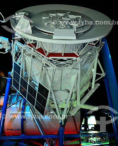 Assunto: Apollo Telescope Mount (ATM) - observatório solar acoplado na Skylab / Local: Houston - Texas - Estados Unidos da América - América do Norte / Data: 09/2011