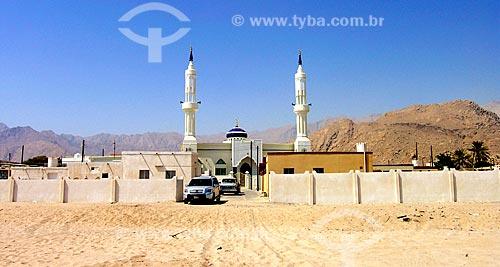 Assunto: Mesquita em Dibba / Local: Dibba - Emirados Árabes Unidos - Ásia / Data: 10/2008