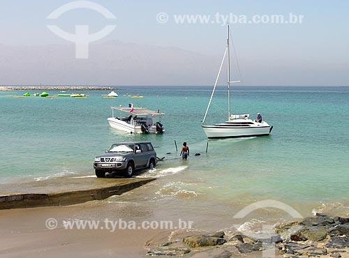 Assunto: Barcos no Golfo de Omã / Local: Dibba - Emirados Árabes Unidos - Ásia / Data: 10/2008