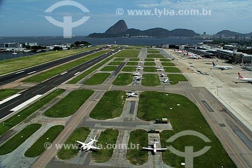 Assunto: Aeroporto Santos Dumont / Local: Centro - Rio de Janeiro (RJ) - Brasil / Data: 12/2012