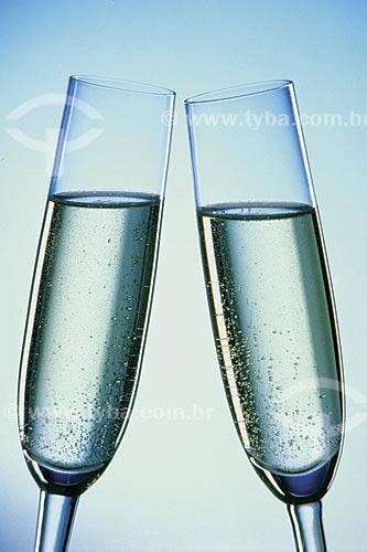 Assunto: Taças de champagne / Local: Estúdio / Data: 09/2002