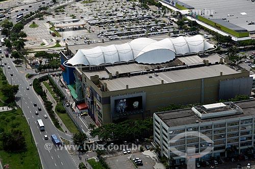 Assunto: Vista do Shopping New York City Center / Local: Barra da Tijuca - Rio de Janeiro (RJ) - Brasil / Data: 12/2012