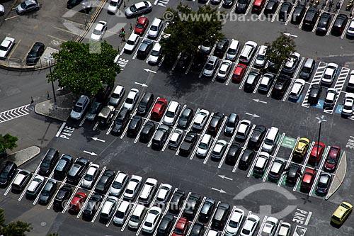Assunto: Estacionamento do Shopping New York City Center / Local: Barra da Tijuca - Rio de Janeiro (RJ) - Brasil / Data: 12/2012