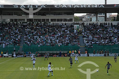 Assunto: Figueirense x Bahia - Campeonato Brasileiro 2011 / Local: Florianópolis - Santa Catarina (SC) - Brasil / Data: 10/2011