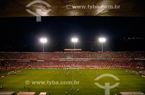 Assunto: Partida entre Internacional x Fluminense - Campeonato Brasileiro 2011 / Local: Porto Alegre - Rio Grande do Sul (RS) - Brasil / Data: 11/2011