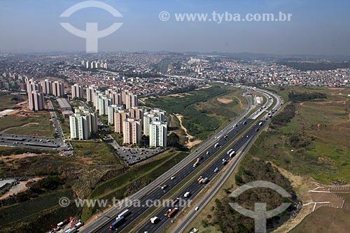 Assunto: Rodoanel Metropolitano de São Paulo (SP-21) ou Rodoanel Mario Covas / Local: São Paulo (SP) - Brasil / Data: 09/2012