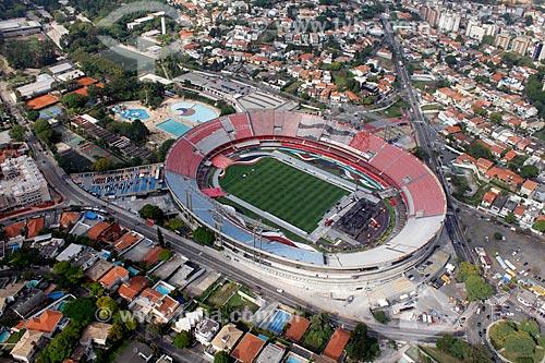 Assunto: Estádio Cícero Pompeu de Toledo ou Estádio do Morumbi / Local: Morumbi - São Paulo (SP) - Brasil / Data: 11/2012