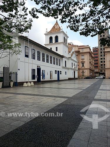 Assunto: Pátio do Colégio (1554) - marco da fundação da cidade de São Paulo / Local: Sé - São Paulo (SP) - Brasil / Data: 12/2012