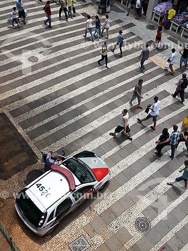 Assunto: Policiamento na Rua General Carneiro / Local: Sé - São Paulo (SP) - Brasil / Data: 12/2012