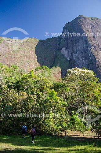 Assunto: Trilha para a Serra da Maria Comprida / Local: Araras - Distrito de Cascatinha - Petropolis - Rio de Janeiro (RJ) - Brasil / Data: 10/2012